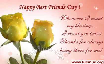 56+ Best Friends Day Wishes Greetings