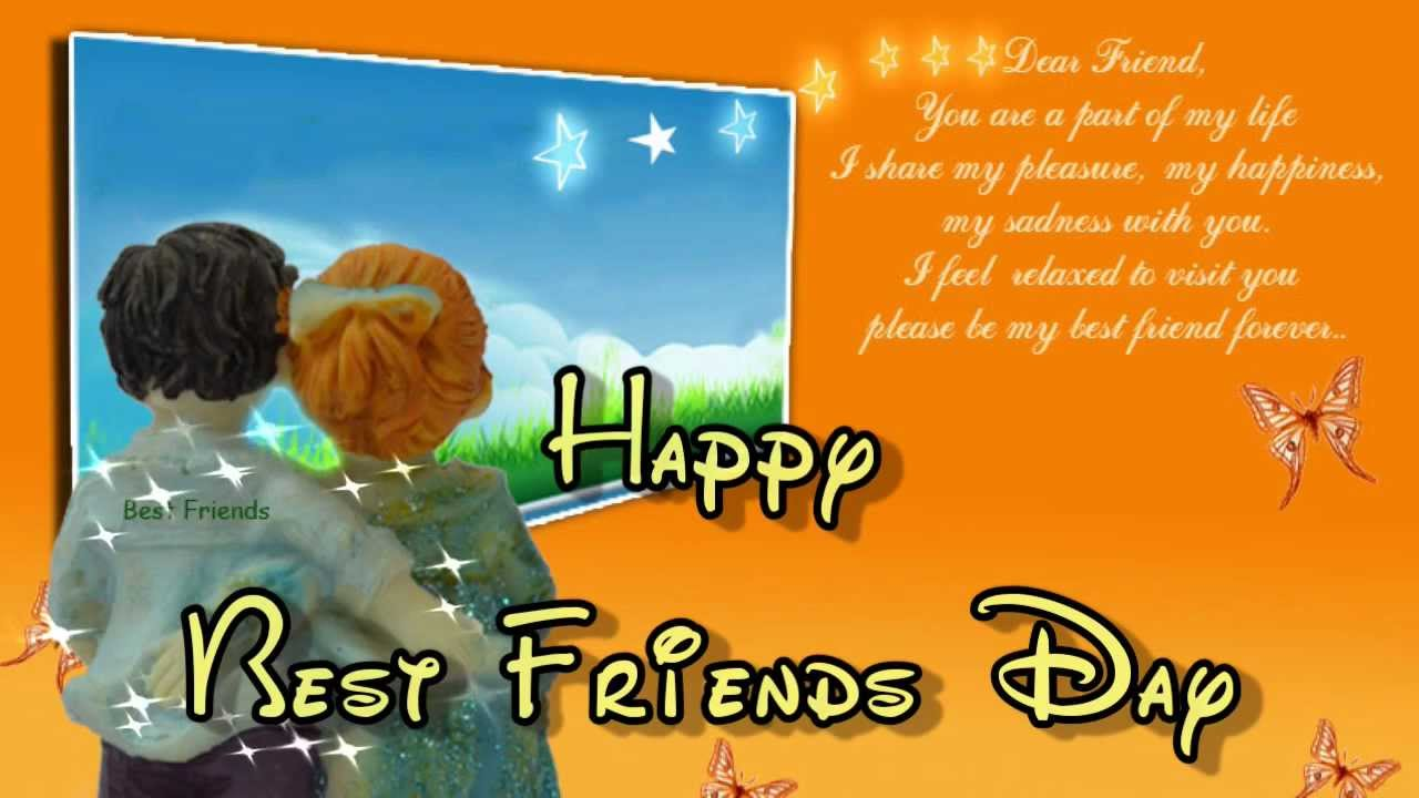 56 best friends day wishes greetings happy best friends day wishes image kristyandbryce Image collections