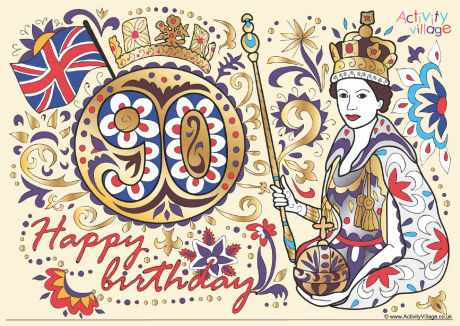 25 queens birthday greetings and celebration pictures happy birthday queen wishes e card bookmarktalkfo Choice Image