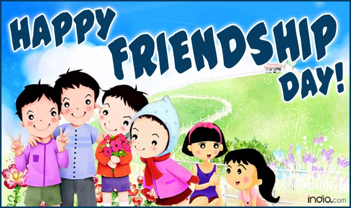 Happy Friendship Day Animated Wallpaper  |Happy Friendship Day Animated