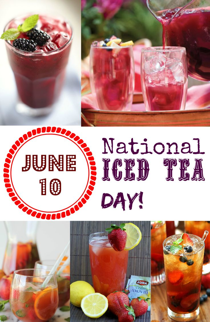 26+ Happy National Iced Tea Day Greetings
