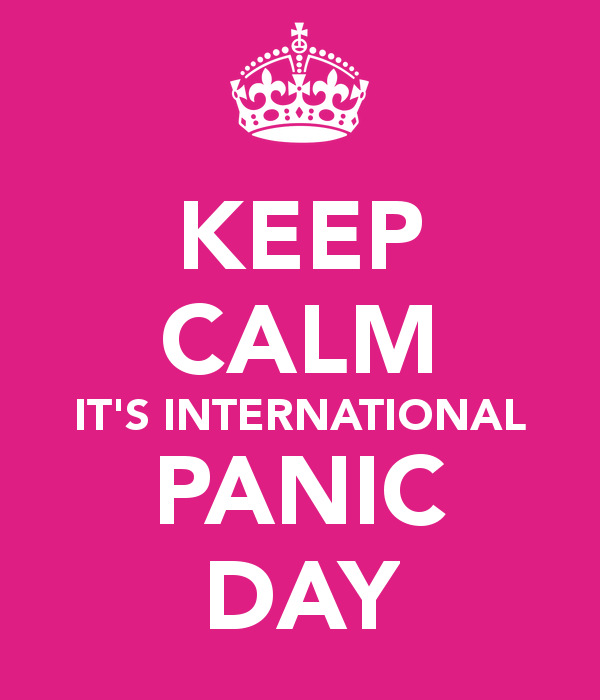 Image result for Panic Day