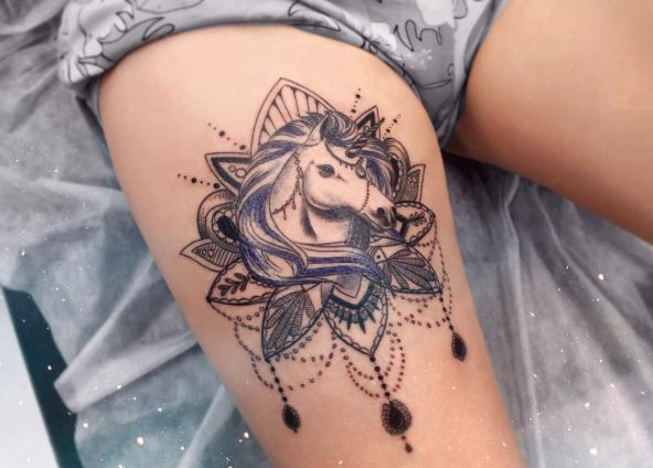Meaning Of Origami Tattoo