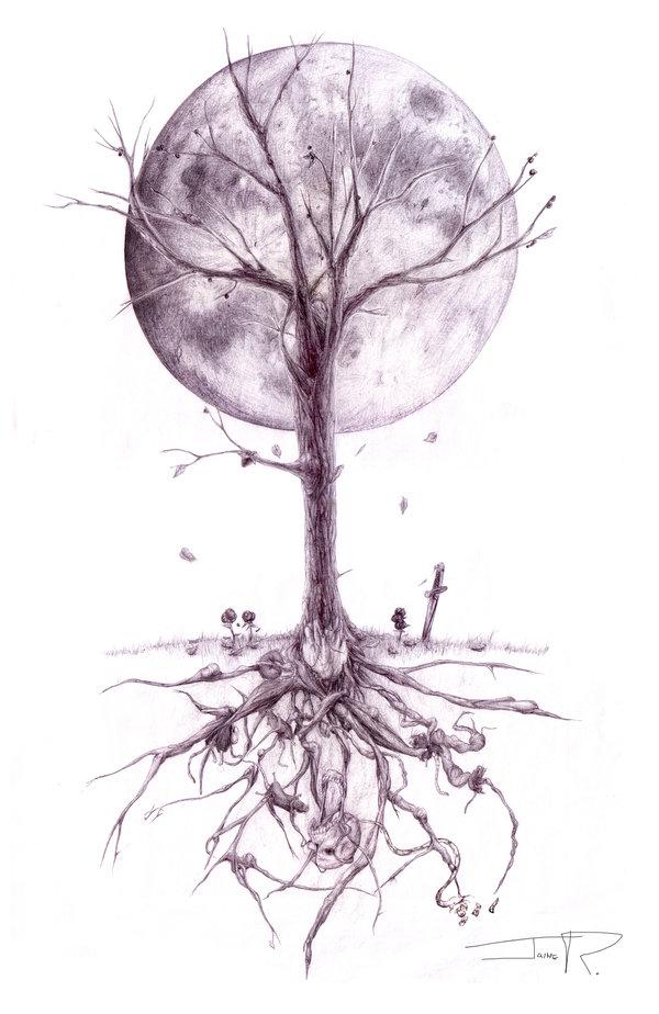 Christmas Tree Tattoo Ideas.60 Ash Tree Tattoos Ideas And Meanings