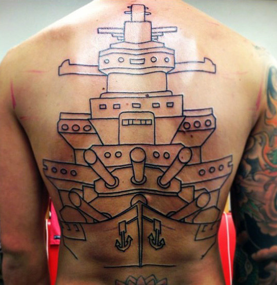52 Latest Navy Tattoos With Meanings
