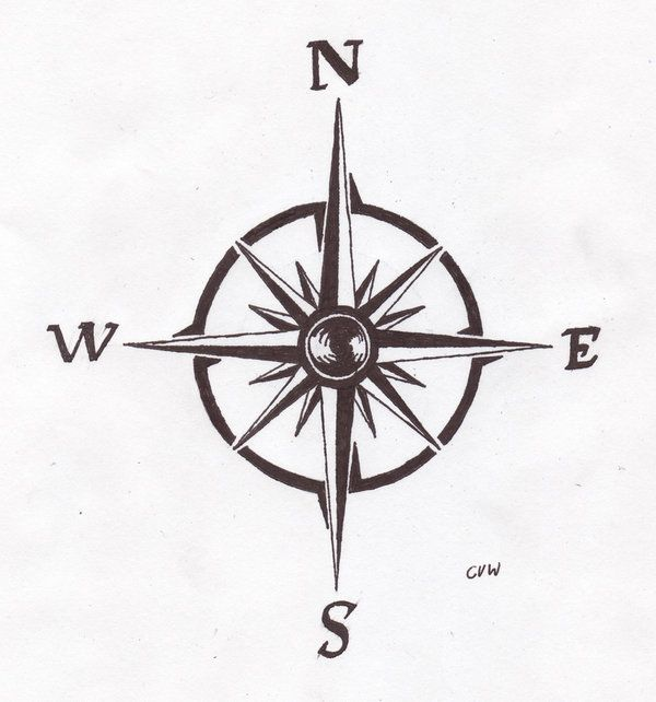 67 Compass Tattoos Ideas With Meanings