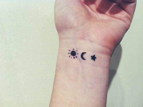 60+ Star And Sun Tattoos Ideas With Meaning