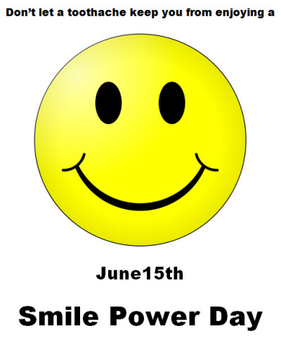 Image result for Smile Power Day