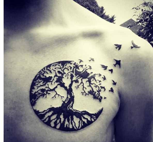 60+ Tree Of Life Tattoos With Meanings