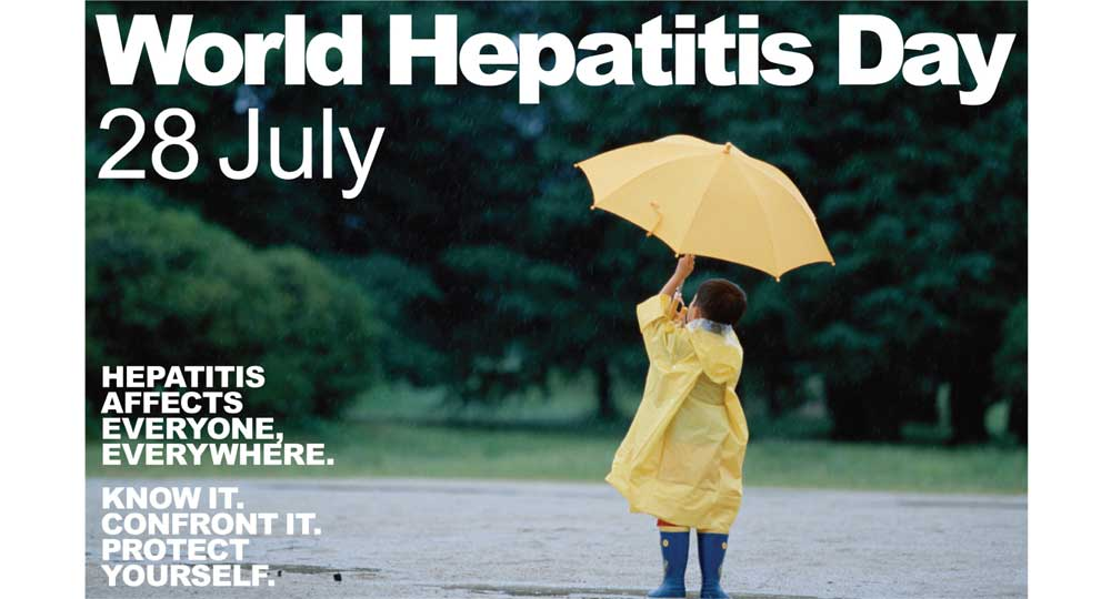 World Hepatitis Day 28 July