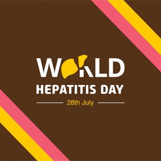 World Hepatitis Day 28th July Awareness Poster