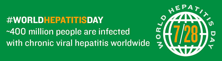 World Hepatitis Day 400 Million People Are Infected With Chronic Viral