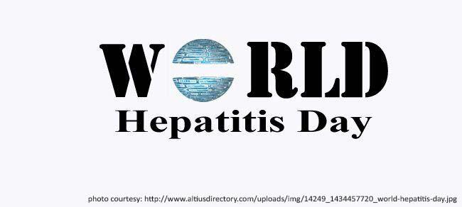World Hepatitis Day Cover Photo