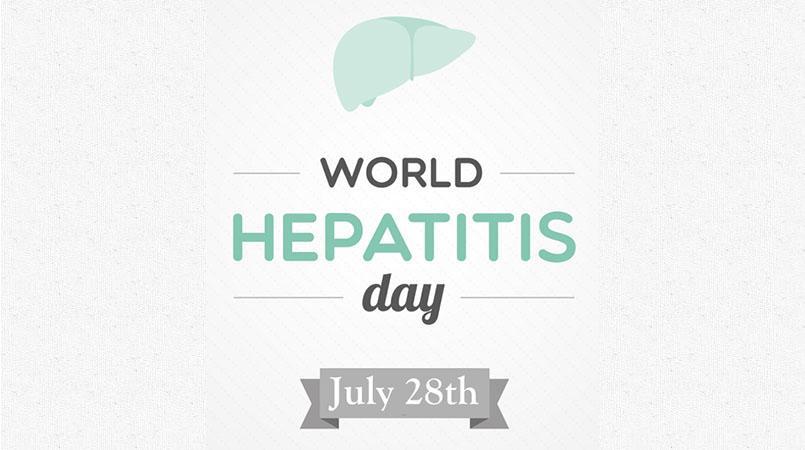 World Hepatitis Day July 28th
