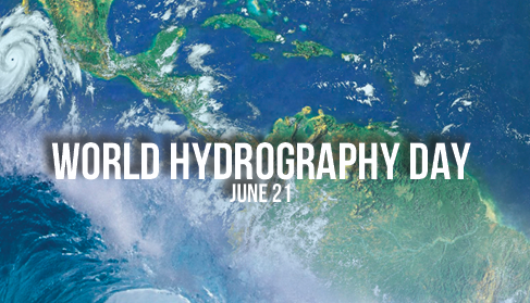 World Hydrography Day - June  21