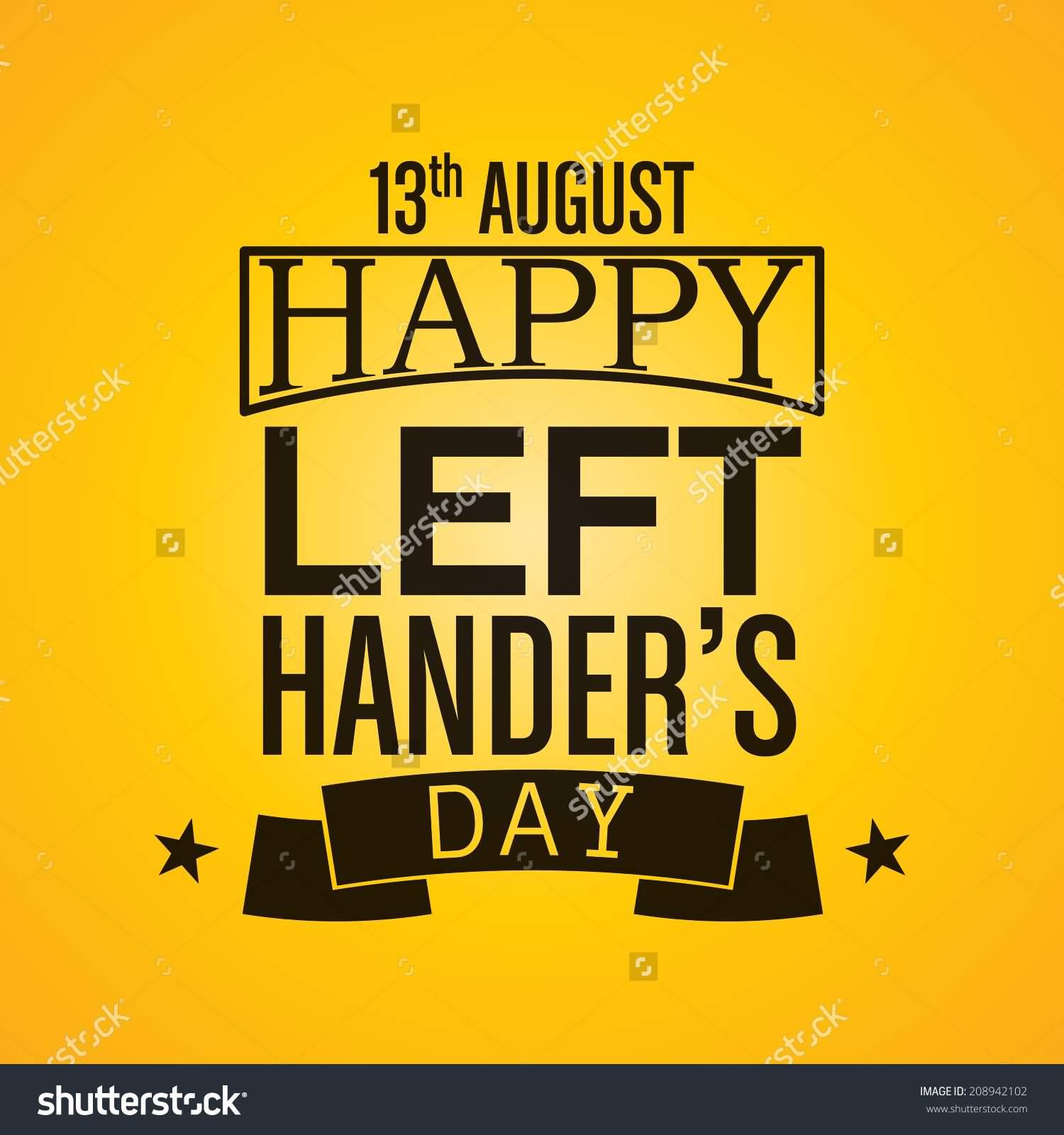 left handers day - photo #36