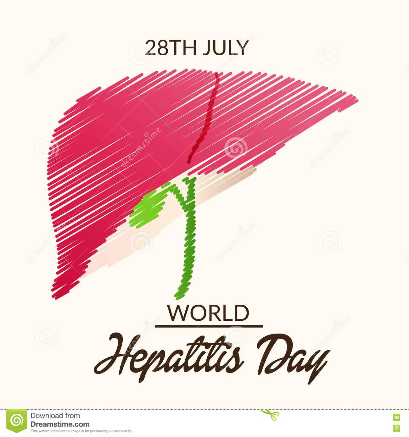 50 best ideas for world hepatitis day wishes 28th july world hepatitis day liver shaped flower clipart thecheapjerseys Gallery