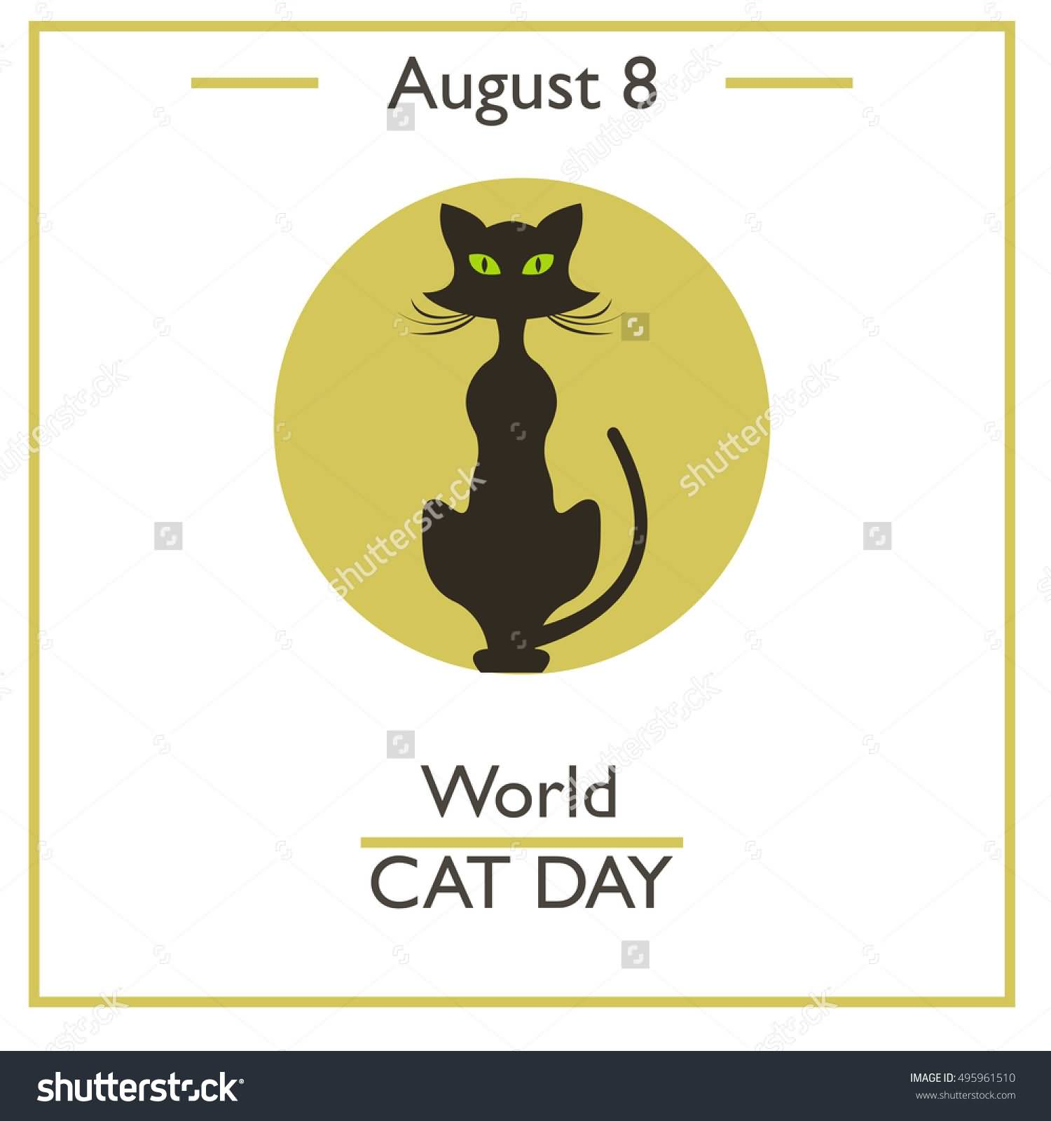 40 Best Ideas About World Cat Day 2017 Wishes