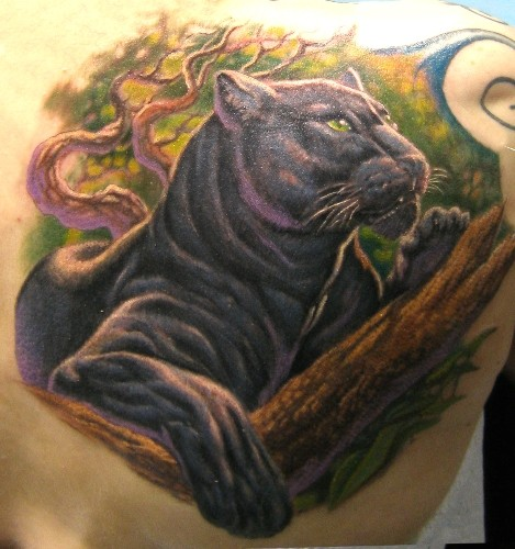 Leopard Tattoos Designs Ideas And Meaning: 75+ Latest Panther Tattoos Designs With Meanings