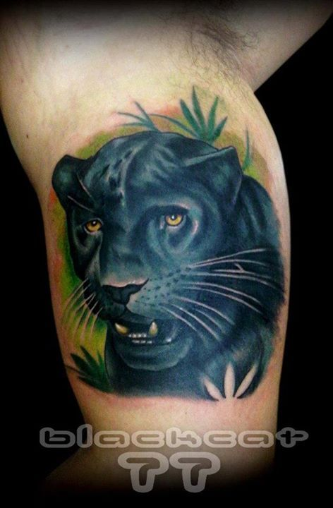67 Black Panther Tattoos Ideas With Meanings
