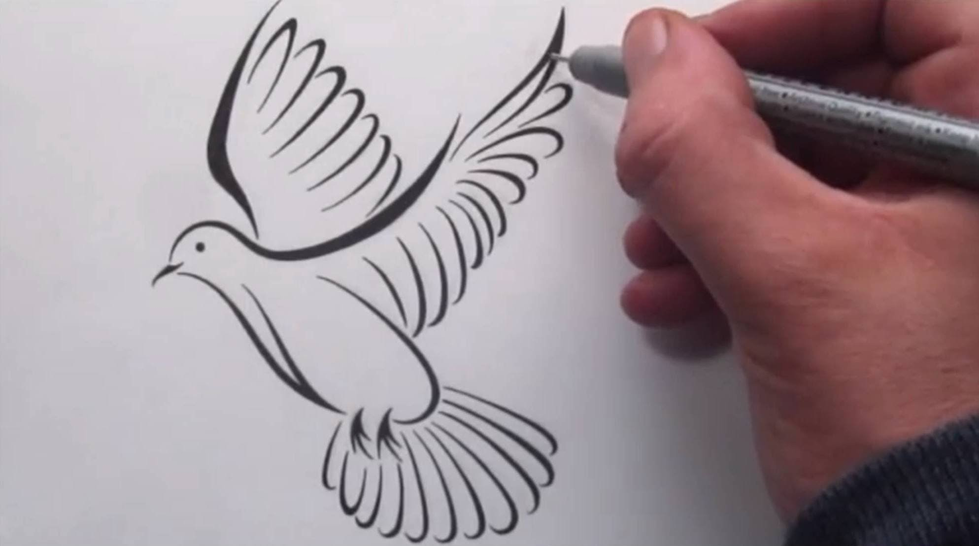 What does a black dove symbolize images symbol and sign ideas 63 simple dove tattoos meaning and ideas black tribal dove tattoo sample buycottarizona biocorpaavc