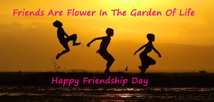 55 Most Beautiful Happy Friendship Day 2017 Wish Pictures