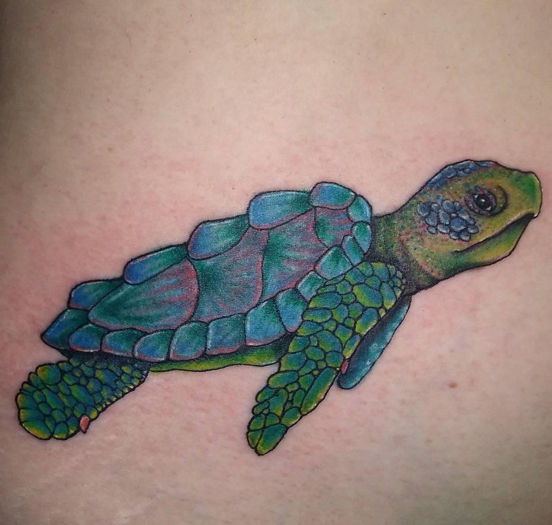 85 best sea turtle tattoo designs amp meanings 2019 - HD1080×1027