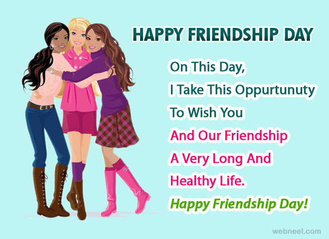 40+ Most Beautiful Friendship Day Pictures And Messages