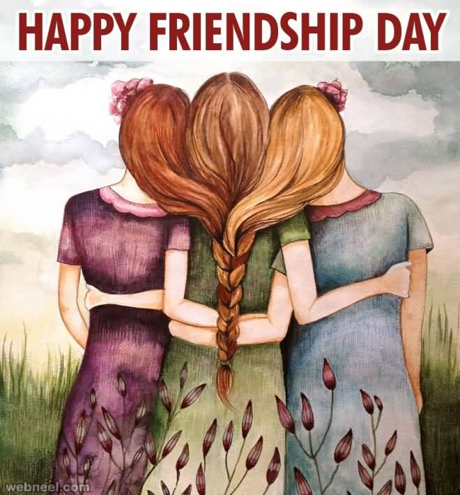 Most Beautiful Friendship Images: 40+ Most Beautiful Friendship Day Pictures And Messages