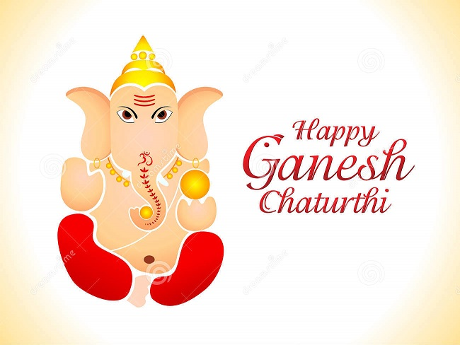 65 adorable ideas about ganesha chaturthi wishes and greetings happy ganesh chaturthi 2017 greeting card m4hsunfo
