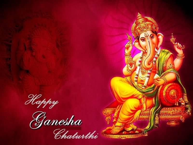50+ Best Ideas About Ganesha Chaturthi 2017 Wishes
