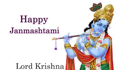 Happy Janmashtami Lord Krishna