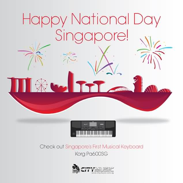 Happy national day singapore greeting card m4hsunfo