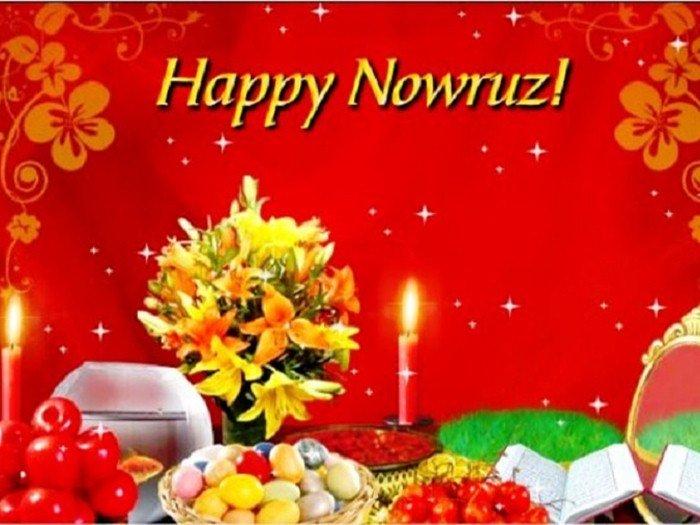 Happy Nowrus Parsi New Year