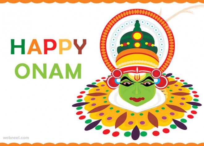 40 best ideas about onam wishes and greetings happy onam greeting card m4hsunfo Gallery
