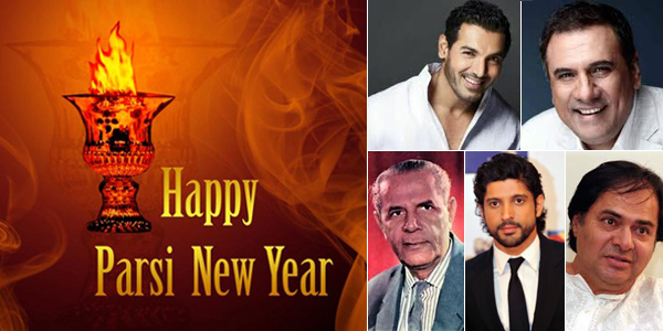 Happy Parsi New Year Wishes From Bollywood