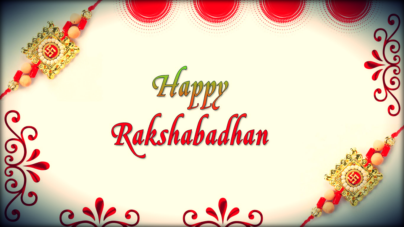 Happy raksha bandhan greeting card m4hsunfo
