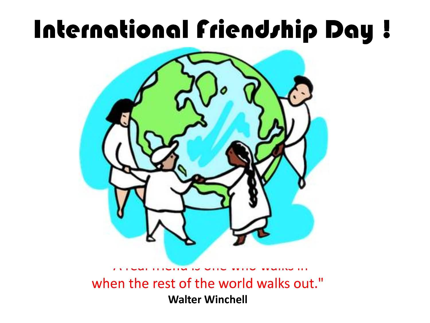 international friendship quotes