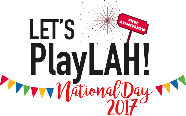 Let's Play National Day Singapore 2017