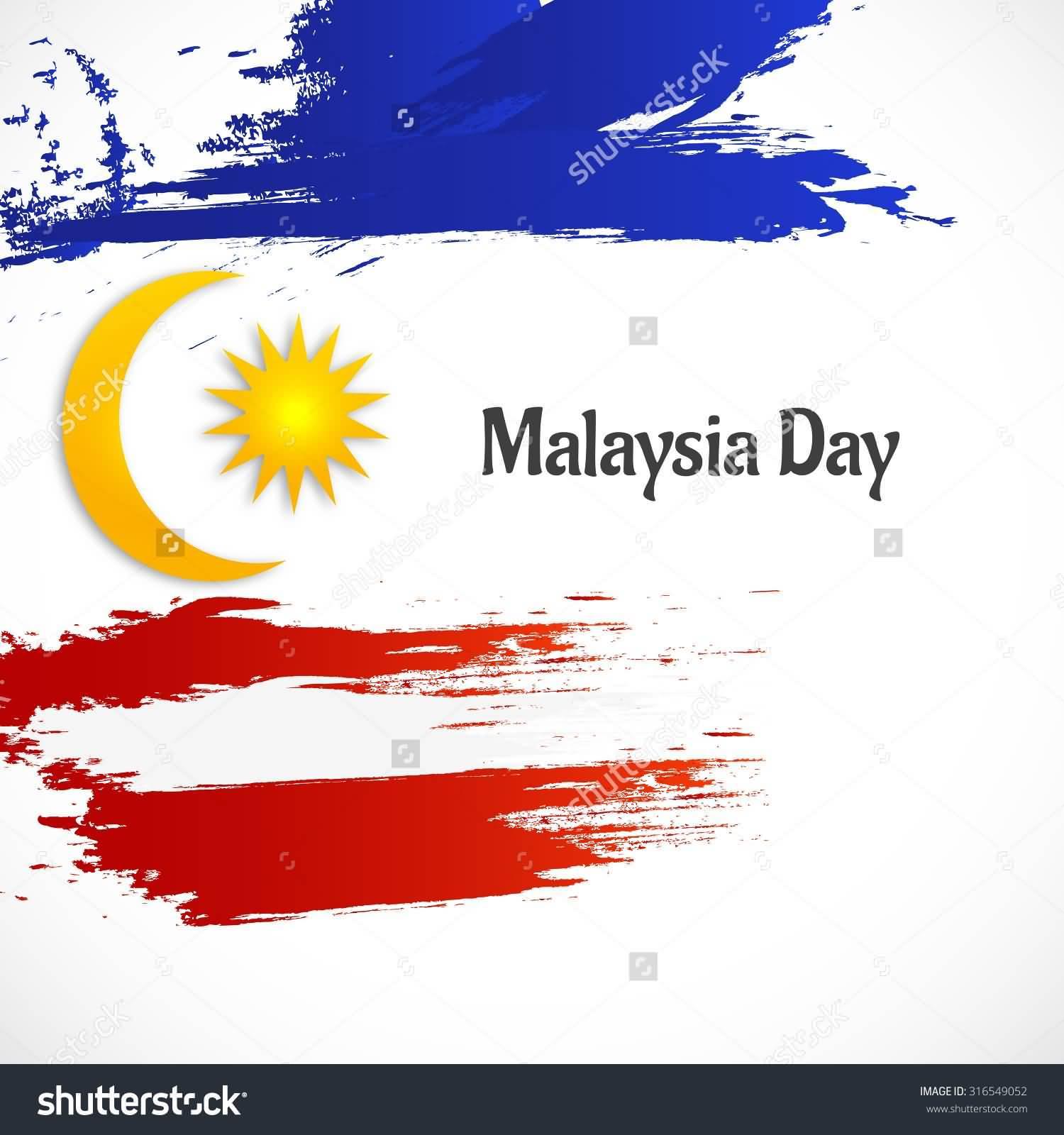 Malaysia Day Flag Wallpaper