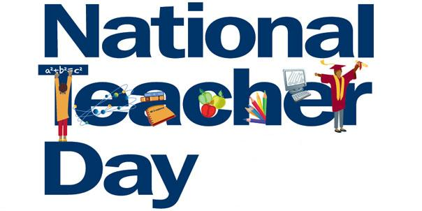 National Teacher's Day 2017 Image
