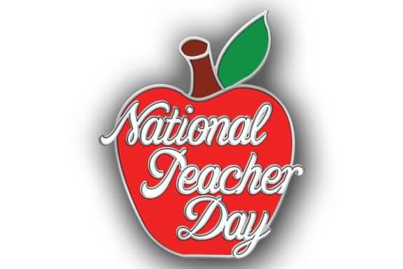 National Teacher's Day Clipart