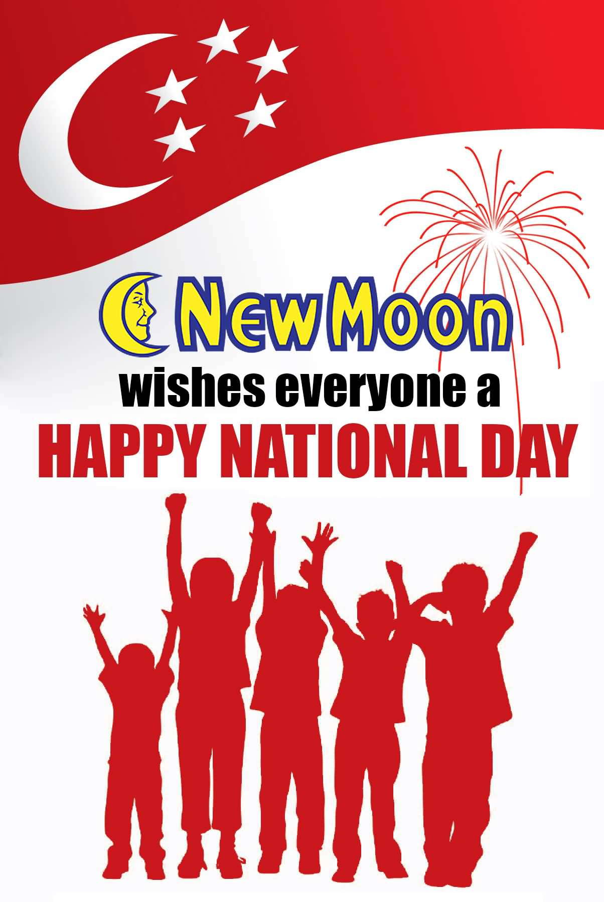 Singapore National Day Wishes