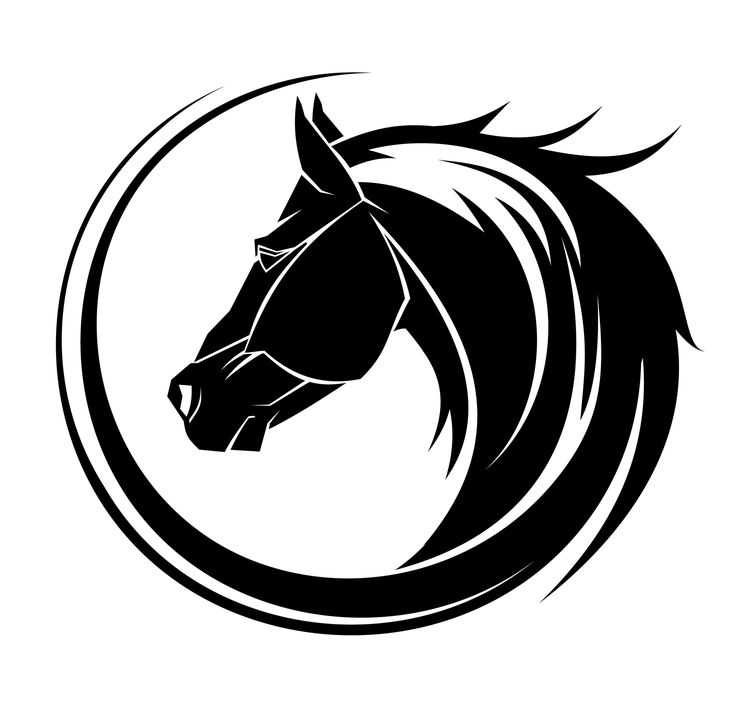 78 horse tattoos meanings and design ideas rh askideas com tribal horse tattoos designs tribal horse tattoo meaning