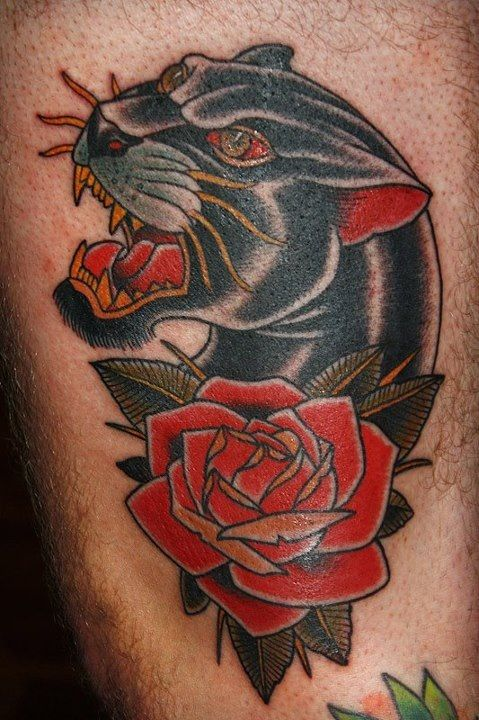 80+ Panther Tattoos Meanings And Ideas