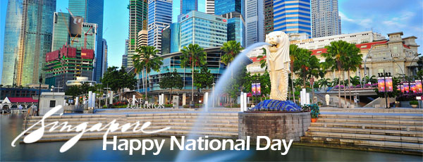 Singapore National Day 2017