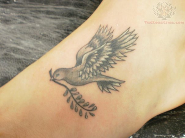 65 peace dove tattoo meanings and ideas for Tattoo of doves