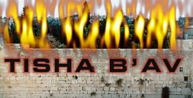 Image result for tisha b'av images