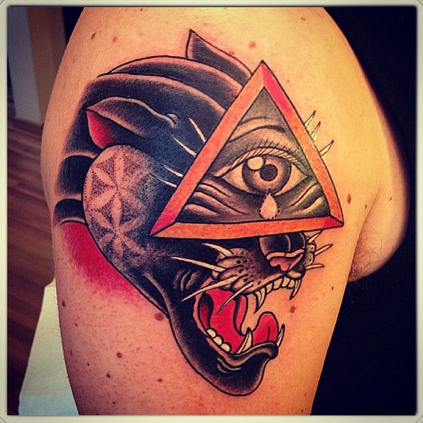 67 black panther tattoos ideas with meanings. Black Bedroom Furniture Sets. Home Design Ideas