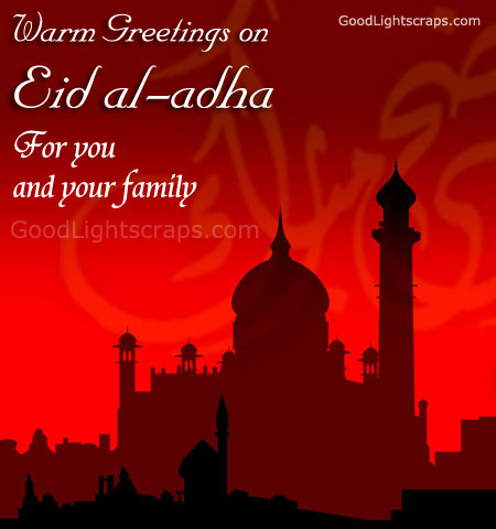 50 best ideas about eid al adha on askideas warm greetings on eid al adha for you and your family mosque in background m4hsunfo